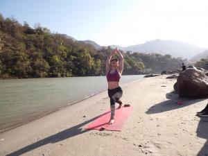 Йога в Индии для начинающих
